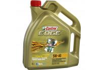 Huile moteur Castrol Edge 5W40 5L 153A50