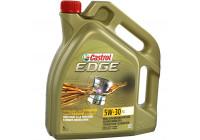 Huile moteur Castrol Edge Titanium 5W-30 LL 4L 15668D