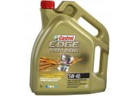 Huile moteur Castrol Edge Turbo Diesel 5W40 5L 1535BD