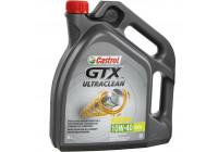 Huile moteur Castrol GTX Ultraclean 10W-40 A3 / B4 5L 15A4D4