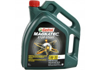 Huile moteur Castrol Magnatec Stop-Start 5W-30 A5 5L 15CA44