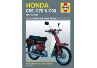 Honda C50, C70 och C90 (67 - 03)