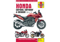 HondaCBF1000 (06-10), CBF1000F (11-17) och CB1000R (08-17)