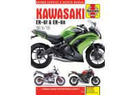Kawasaki ER-6f & ER-6n (06 - 16)