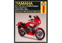 Yamaha FJ, FZ, XJ & YX600Radian (84 - 92)