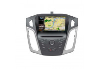 In-dash multimedia systeem Ford Focus 2011-