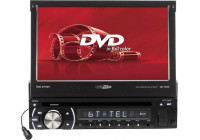 Caliber RDD571BT autoradio DVD / USB / SD, AV-input / Bluetooth®