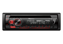Pioneer DEH-S410BT  autoradio CD/USB/Aux/Bluetooth (1-din)