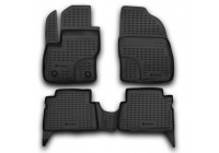 Rubber automatten Ford Focus C-MAX 2003->(RN) 4 delig.