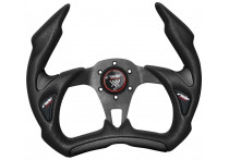 Simoni Racing Sportstuur X5 Stealth 350mm - Zwart