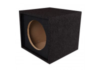 "Slot ported behuizing 10"" subwoofer/ bassbo"