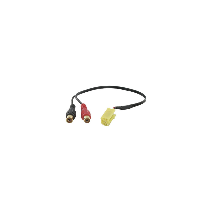 Caliber Aansluitkabels Sony Cdx 4160 Rds Car Radio Stereo Iso Wiring Loom