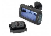 """Digitaal draadloos achteruitrij camerasysteem met 4.3"""" TFT monitor"""