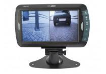 """Digitaal draadloos achteruitrij camerasysteem met 7"""" TFT monitor"""
