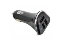 Auto oplader USB 12V / 24V Triple