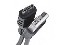 Celly Datakabel USB-C 1 meter zwart