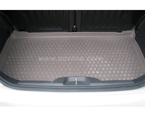 Kofferbakmat Fiat 500 08/2008->, hb., Afbeelding 4