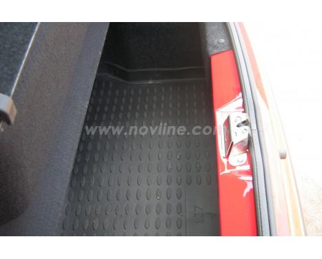 Kofferbakmat Peugeot 107 2005->, hb., Afbeelding 4