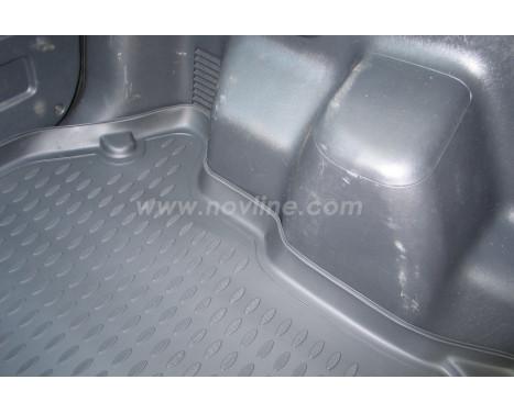 Kofferbakmat voor Hyundai Tucson 2004-2009, SUV., Afbeelding 6