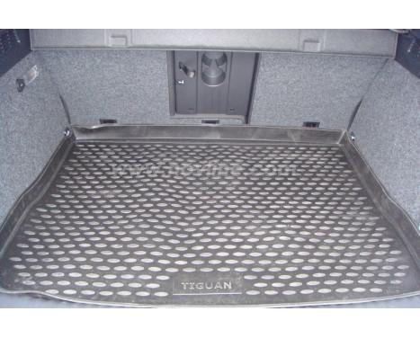 Kofferbakmat voor VW Tiguan 10/2007->, SUV., Afbeelding 4