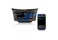 In-dash multimedia systeem Hyundai i30 2012-