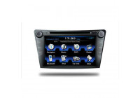 In-dash multimedia systeem Hyundai i40 2012-