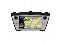 In-dash multimedia systeem Hyundai ix35 2012-