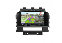 In-dash multimedia systeem Opel Astra J 2009-