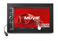 Caliber RMD801DABBT autoradio USB / SD / DAB+ / FM / AM /  Bluetooth