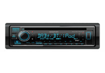 KENWOOD KDC-BT730DAB 1DIN CD autoradio DAB+/BT/CD/USB/iPhone