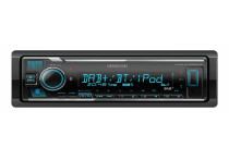 KENWOOD KMM-BT505DAB 1DIN autoradio DAB+/BT/iPhone/USB