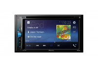 Pioneer AVH-A200BT autoradio 2-DIN / DVD / CD / USB / Bluetooth / Aux