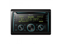PIONEER FH-S720BT autoradio dubbel din CD/Bluetooth/USB/Aux