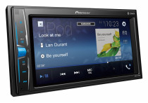 Pioneer MVH-A210BT	 autoradio Bluetooth/USB/Aux/Video out