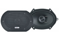 Excalibur Speakers 5x7 inch 2-weg 450W/80RMS