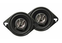 Excalibur Speakerset 140W max. 8,7cm