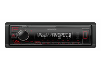 KENWOOD KMM-205 1DIN autoradio USB/iPhone