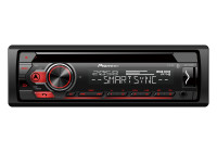 Pioneer DEH-S310BT autoradio USB/Aux/Bluetooth (1-din)