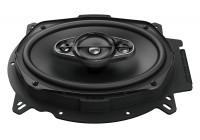 Pioneer TS-A6980F speakerset 650 Watt
