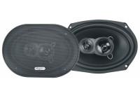 Excalibur Speakers 6x9 inch 3-weg 500W/100RMS