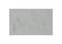Speakerdoek zilver 75x140cm