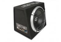 """Volledig gemonteerde basscube compleet met dual voice coil 12"""" (30cm)"""