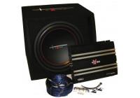 Excalibur X1 BassPack (BoomBox/Versterker/Kabelset)