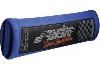 Simoni Racing Set Protector Schouderkussens - Blauw Velours
