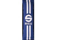 Sparco Set Gordelhoezen 'Line 77' - Blauw