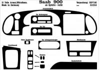 Prewoodec Interieurset Saab 900 3/1994- 13-delig - Wortelnoot