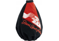 Simoni Racing Pookhoes Sport Action zwart/ rood Microfibre