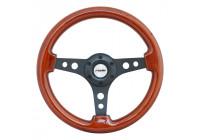 Simoni Racing Sportstuur Tammy 330mm - Echt Hout
