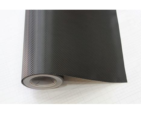 3d carbonfolie 152x200cm zwart