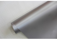 Car Wrapping Folie 152x200cm Geborsteld Aluminium, zelfklevend